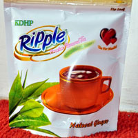 Ginger Flavored Tea