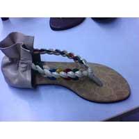 Pvc Sole Casual Footwear