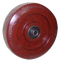 Fiber Model Caster Wheels