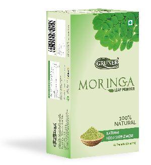 Gruner Organic Moringa Leaf Powder