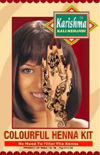 Karishma Henna Kit