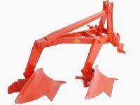 Two Bottom Fixed Mould Board Plough