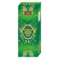 3 In One Incense Stick (green Wood)