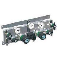 Semi Auto Changeover Gas Panel