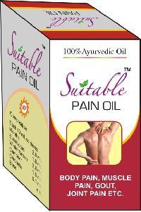 Suitable Pain Oil