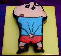 Birthday Shape Cake