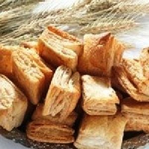 Whole Wheat Khari Biscuits