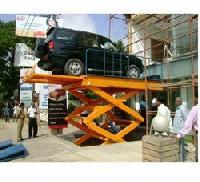 Hydraulic Scissors Type Car Lift