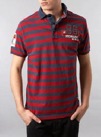 Men Striped T Shirt
