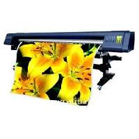 Digital Solvent Printer