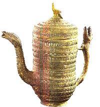 Handcrafted Brass Metal Jug