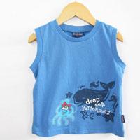 Baby Sleeveless T Shirt