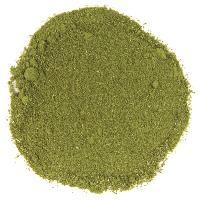 organic alfalfa grass powder
