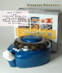 Tablet Napkins Tissue Coin Dispenser