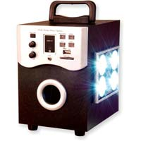 Multimedia Players With Emergency Light