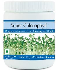 Herbal Food Supplements - Super Chlorophyll