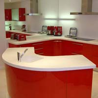 Solid Surfaces For Kitchen Tops