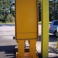 Vehicle Radiation Portal Monitoring System