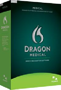 Dragon Medical Voice Recognition Software