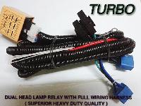 Head Lamp Relay Wiring Harness