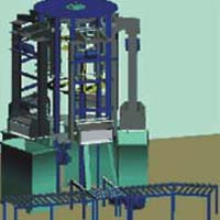 Rotary Indexing Cleaning Machine