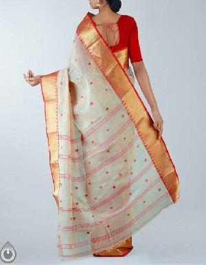 Bengal Tant Saree