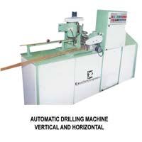 Automatic Vertical Horizontal Drilling Machine