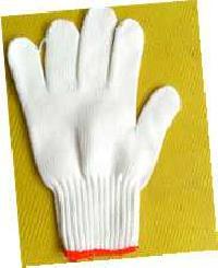 String Knit Cotton Work Glove