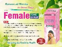 Female Tone 100,200&450 Ml Ayurvedic Syrup