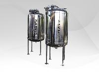 Stainless Steel Mirror Polish Wine Tank