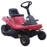 Gasoline Powered Lawn Mower And Seated Mowing Car