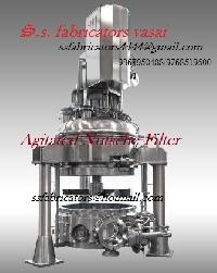 Agitated Nutsche Filter