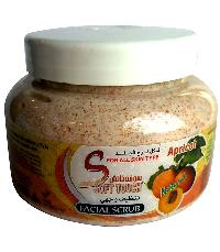 Soft Touch Apricot Facial Scrub