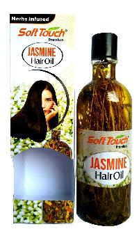 Soft Touch Jasmine Hair Oil