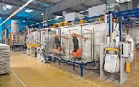Automated Powder Coating System