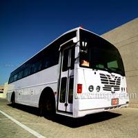 Armoured Toyota Falcon Coaster Bus - Mspv