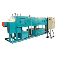 Conveyorised Spray Cleaning Machine