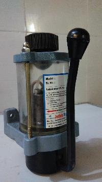 Hand Operated Piston Pump