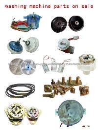 Laundry Washing Machine Parts For India Washing Machine..