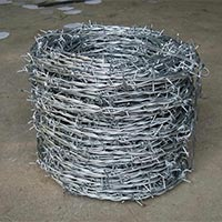 Protective Barbed Wire