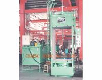 Bladder Compression Molding Machine