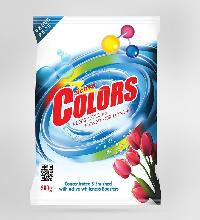 Colors Detergent Powder