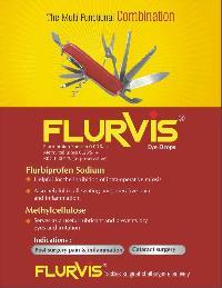 Flurvis Eye Drop