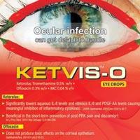 Ketvis Eye Drop