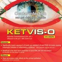 Ketvis O Eye Drop