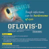 Oflovis P Eye Drop