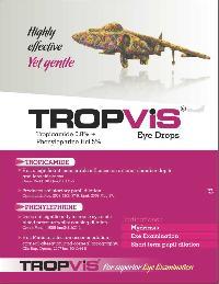 Tropvis Eye Drop