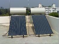 Solar Water Heater Fpc System