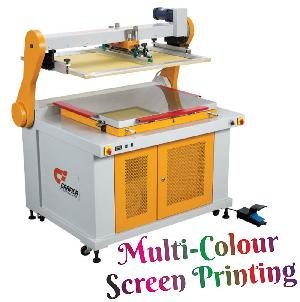 Multicolor Screen Printing Services