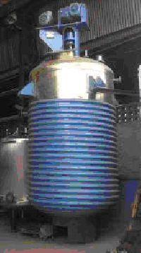 Limpet Coil Vessel